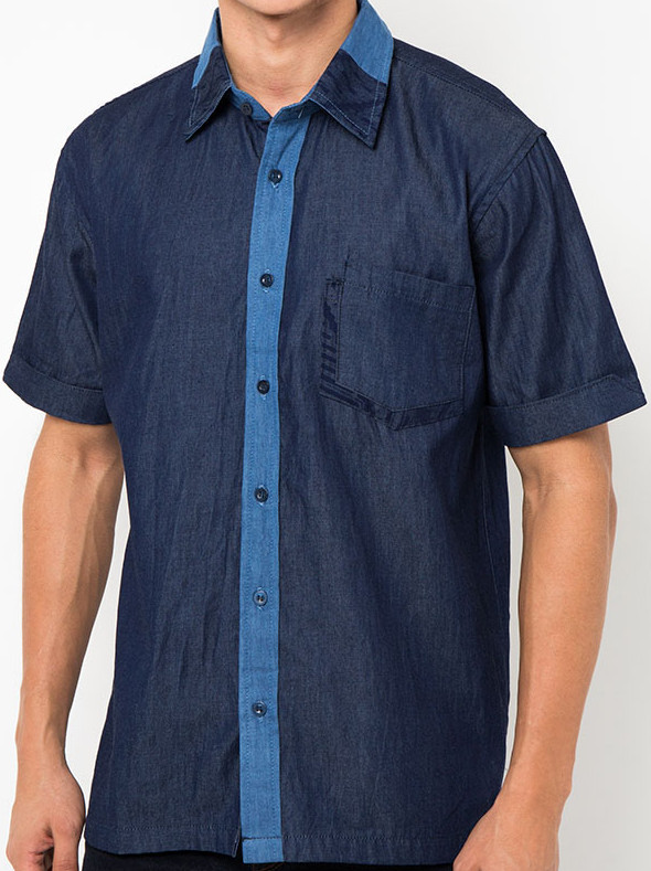 Sava Shirt [Dark Blue]